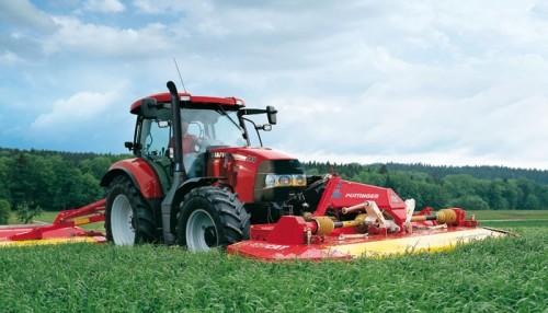 Tractor Case Maxxum 140 activitati agricole