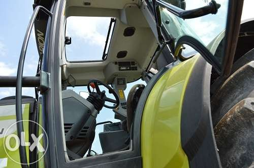 Tractor Claas Arion 640 Cebis vedere cu cabina