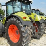 Tractor Claas Arion 640 Cebis vedere din spate
