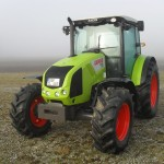 Tractor Claas Axos 320 vedere frontala