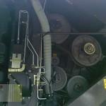 combina claas model lexion 570 detaliu sistem