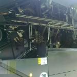 combina claas model lexion 570 detaliu sistem hidraulic