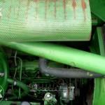combina john deere 1188 prezentare motor