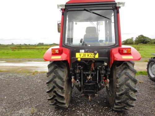 tractor BELARUS MTZ 952.3 vedere din spate