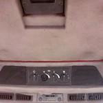 tractor Case IH Maxxum Pro 5140 interior cabina consola aer conditionat