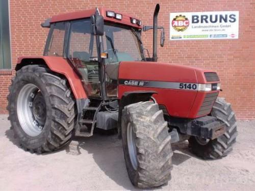 tractor Case IH Maxxum Pro 5140 vedere lateral dreapta