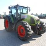 tractor Claas Celtis vedere din dreapta fata