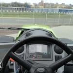tractor claas axion 840 cmatic 240cp intrior cabina cu volan