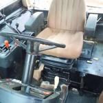 tractor john deere model 2850 interior cabina de comanda spatiu conducator tractor