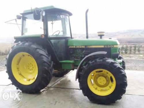 tractor john deere model 2850 vedere laterala dreapta