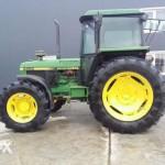 tractor john deere model 2850 vedere laterala stanga