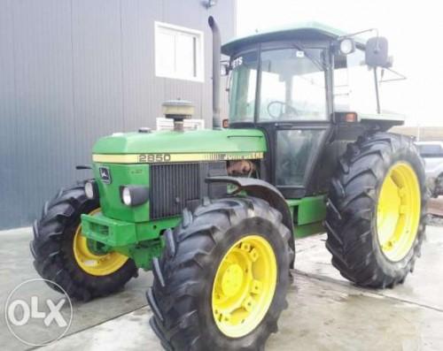 tractor john deere model 2850 vedere stanga fata