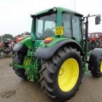 tractor john deere model 6220 vedere din dreapta spate