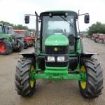 tractor john deere model 6220 vedere frontala