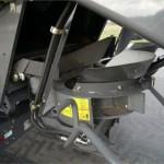 Combina Claas Lexion 630 detaliu sistem de treierat