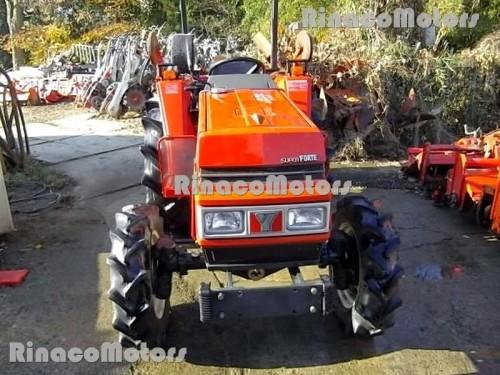 tractor Yanmar FX30 SDT model compact
