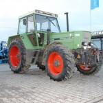 Tractor fendt favorit 610S vedere lateral dreapta