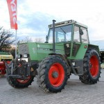Tractor fendt favorit 610S vedere lateral stanga