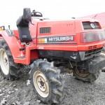 tractor second hand mitshubishi