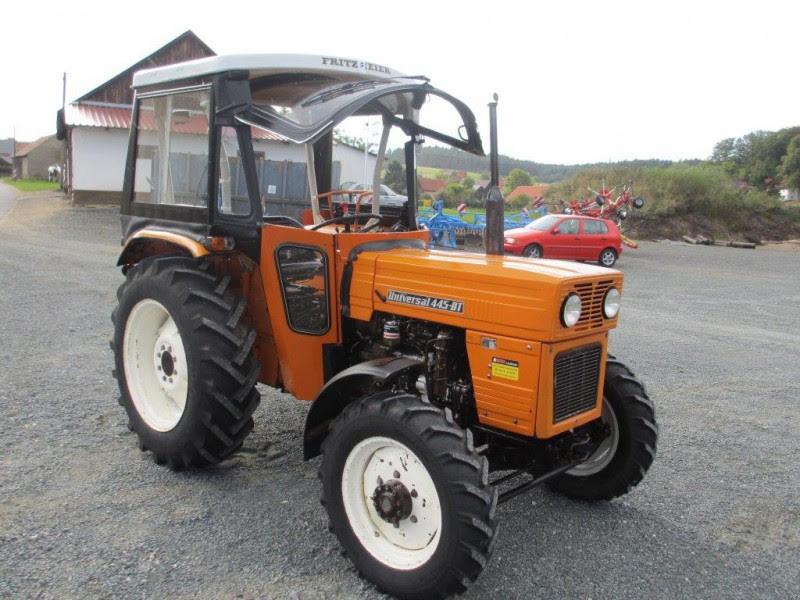 Vand Tractor Fiat 445 Dt Agropost